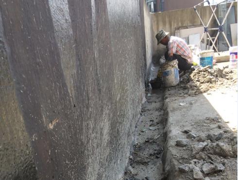 地下室防水工程